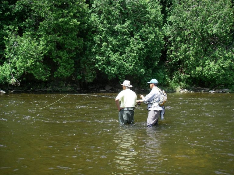 Learn To Fly Fish – 10 Easy Steps From A Pro River Guide