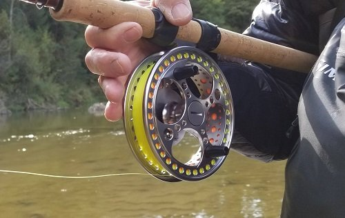 Centerpin Reel Sliding Rings