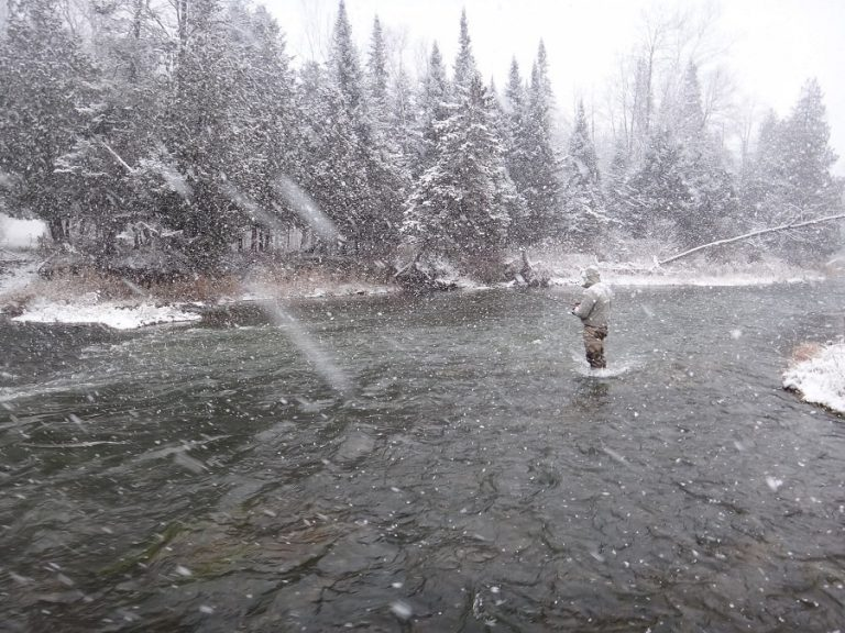 Fishing In The Winter – Stay Warm With These 10 Tips