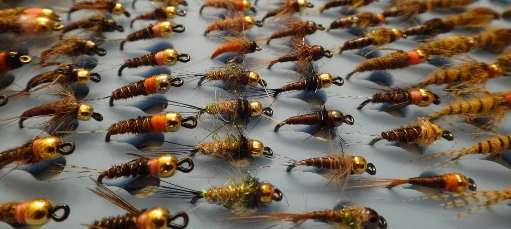 My nymph fly patterns