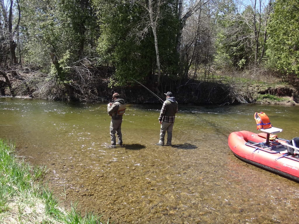 Float Fishing On A Small River