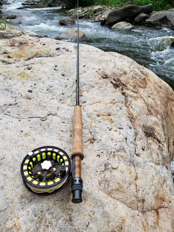 A good fly reel is a part of good fly fishing gear