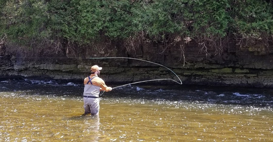The Right Fly Rod For the right fish