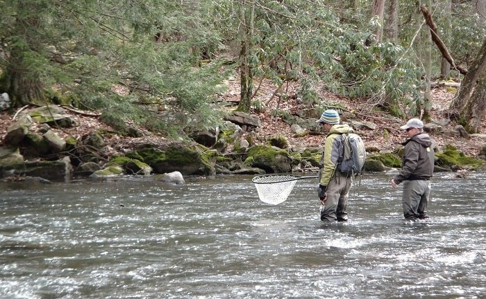 5 Best Trout Nets And A Guides Advice On How To Attach Them