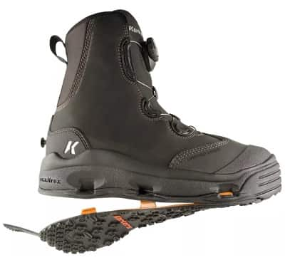Korkers Devils Canyon Boots are the best wading boots for river anglers.