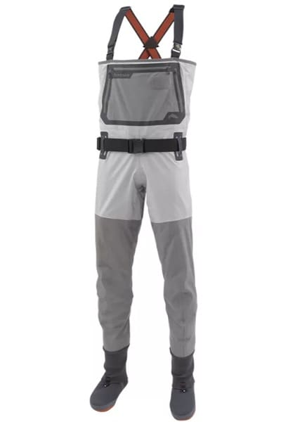 The best waders for steelhead are the SIMMS G3 waders