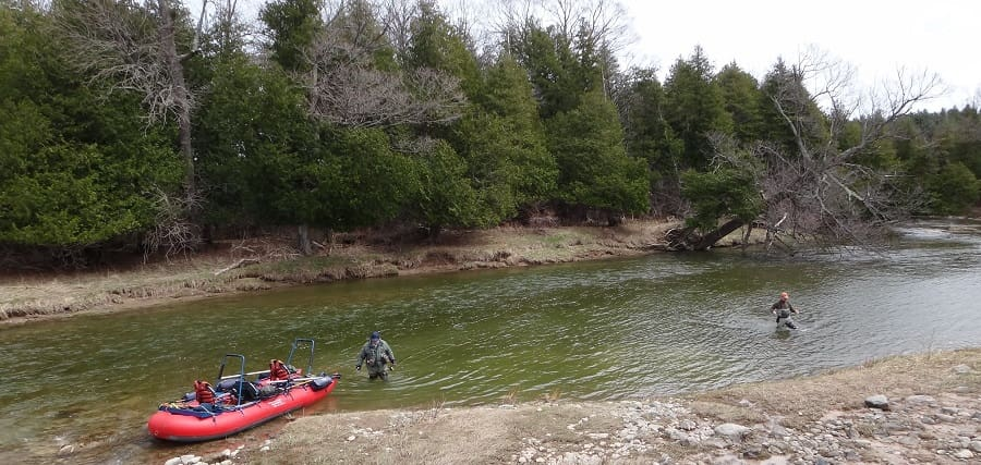 The best hooks for float fishing that I recommend are for inland rivers