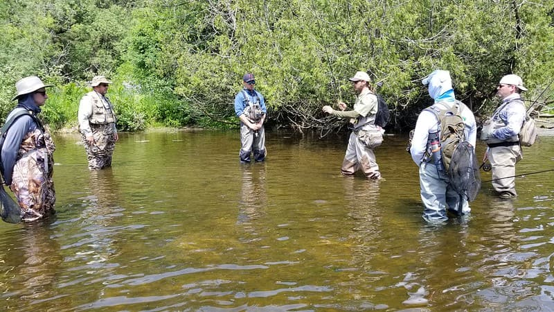 What Is Fly Fishing