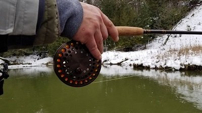 How To Put A Centerpin Reel On