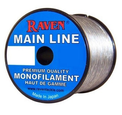 Raven Mianline is one of the best lines for float fishing for trout