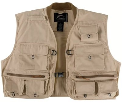 This Aventur1 Fly Fishing Vest is one of the best fishing vests for Kids