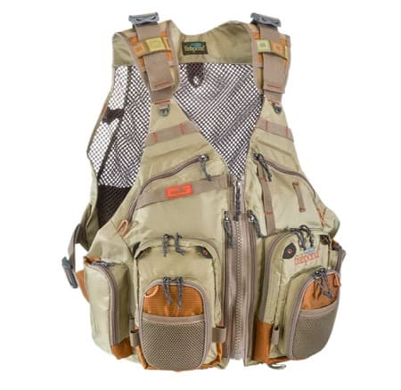 The Fishpond Gore Range Tech Pack is a great performance fly fishing vest.