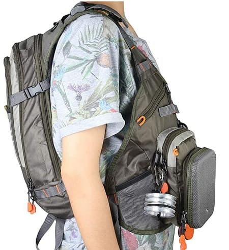 The Maxcatch Fly Fishing Vest Pack