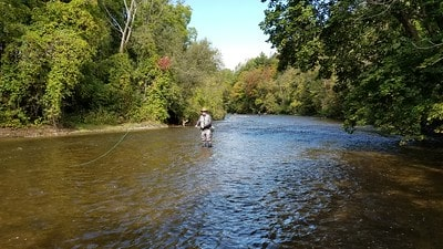 Spey Fishing For Steelhead: Best Setup For Great Lakes